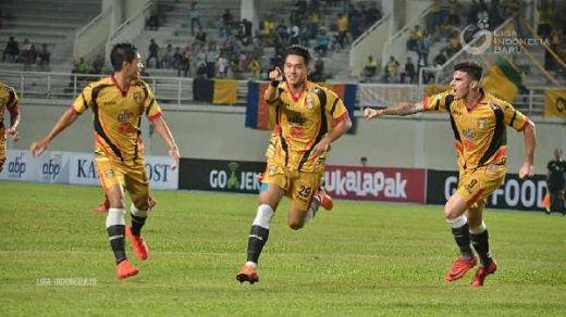 Mitra Kukar Boyong Penghargaan di Pekan Kedelapan Liga 1