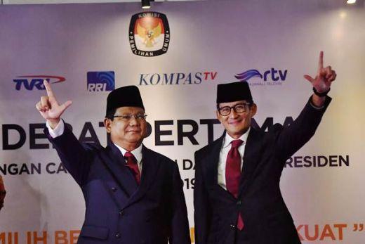 Rekapitulasi KPU, Prabowo Ungguli Jokowi 5.326.878 Suara di Jabar, Berikut Rinciannya untuk 27 Provinsi