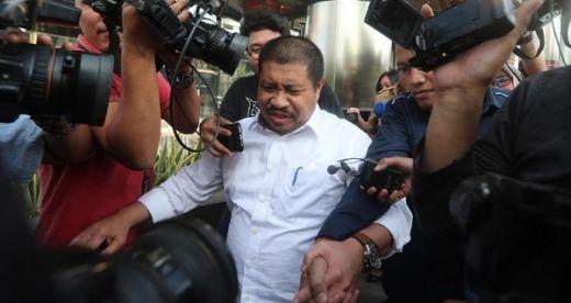 Kasus Suap Rp 5,6 Miliar, KPK Tetapkan Bupati Bengkalis sebagai Tersangka