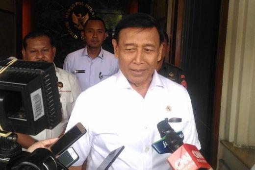 Wiranto: Jangan Biarkan Masyarakat Keluar Daerah Menuju Jakarta