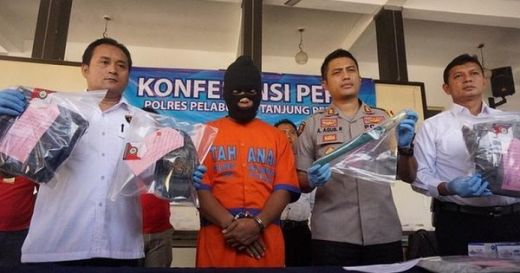 Pelaku Kedua Pembunuhan Jurnalis di Surabaya Menyerahkan Diri