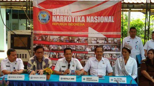 DPD RI Dukung Pemberantasan Narkoba karena Indonesia Darurat Narkoba