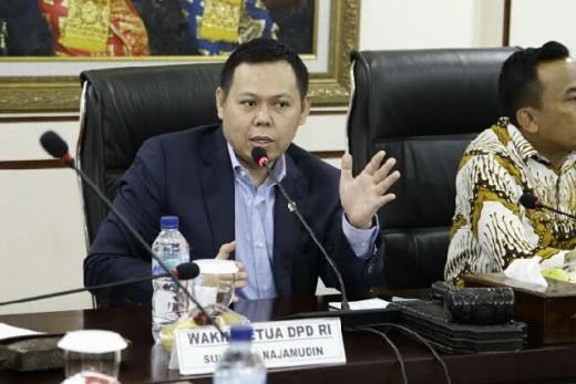 Waka DPD RI dan Mayoritas Senator Sepakat Tolak RUU HIP