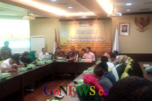 Fraksi PKB DPR RI Gelar Pembukaan FGD Reformulasi Kebijakan Desa