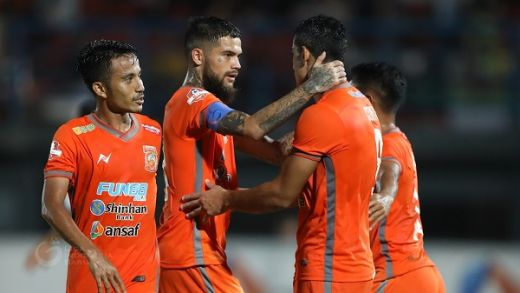 Borneo FC Wajib Menang Lawan Barito Putera