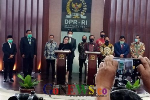 DPR Terima Konsep RUU BPIP dari Pemerintah