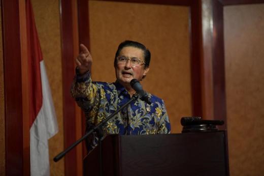 Waspadai Krisis Pangan, Fadel Dorong Penguatan Ketahanan Pangan Nasional