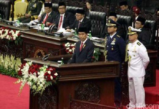 Selama Kepemimpinannya, Jokowi Klaim Sudah Berhasil Cetuskan 10 Undang Undang