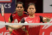 Satu-satunya Wakil Indonesia di Ganda Putri, Langkah Greysia/Nitya Terhenti di Perempat Final