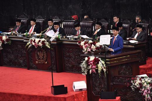 Di Sidang Bersama DPR-DPD RI, Presiden Dorong Reformasi Perundangan Besar-besaran