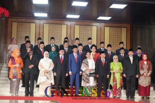 Kilas RAPBN Jokowi 2020 yang Ekspansif