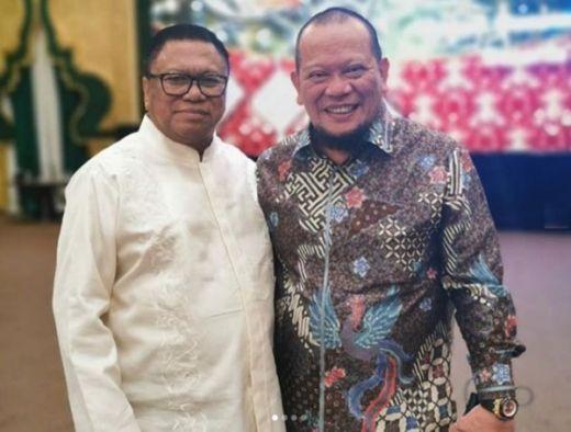 Bicara Soal Leadership, La Nyalla Mahmud Mattaliti: Kepemimpinan adalah Bakat Alam