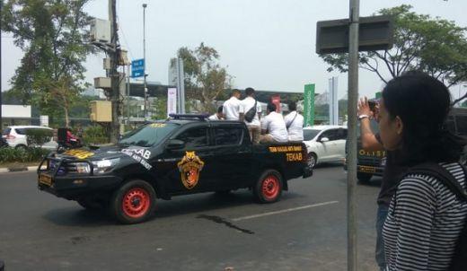 Polisi Intimidasi Wartawan saat Amankan Rencana Aksi Unjuk Rasa Buruh di DPR