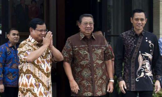 SBY, Prabowo, Habibie, Boediono Absen di Sidang Tahunan MPR