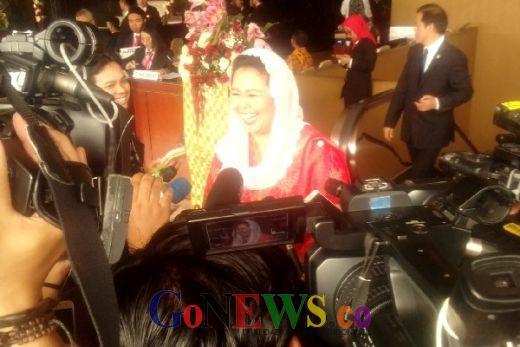 Dukung Visi Ekonomi Jokowi, Yenny Wahid Minta Masyarakat Bersatu Padu