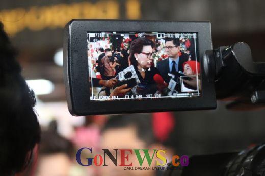 Soal Jabatannya di KPK, Basaria Singgung Optimasi Capaian Target Jokowi