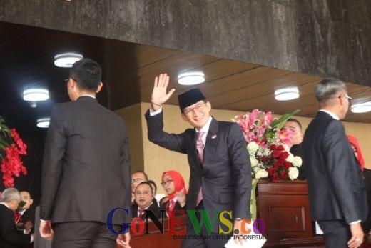 Tanggapi Pidato Jokowi soal Pemindahan Ibu Kota, Sandiaga: Ada Harapan