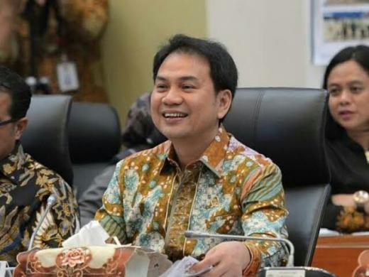 Azis Syamsuddin Apresiasi Program Food Estate Pemerintah