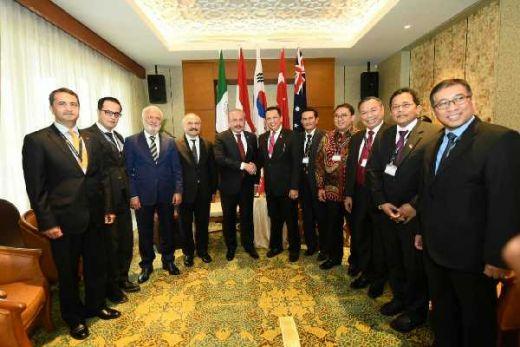 Hari Ini, Ketua DPR Resmi Buka Pertemuan Parlemen MIKTA di Bali