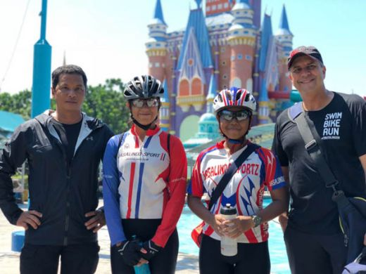 Armand Ragukan Pernyataan Mulyana Yang Menyebut Dana Triathlon Sudah Cair