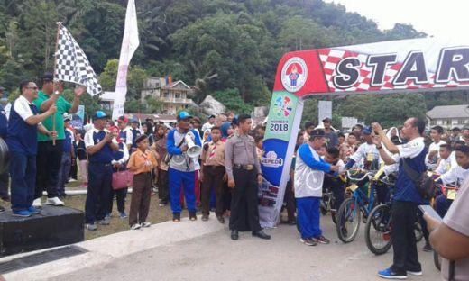 Memupuk Tali Silaturahmi Lewat Sepeda Nusantara