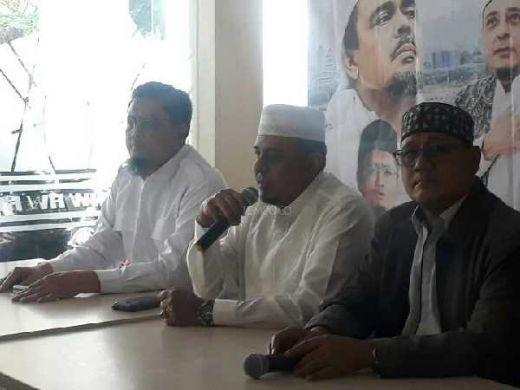Dihadiri Prabowo, Imam FPI Rizieq Shihab Ikut Telekonferensi Ijtima Ulama II