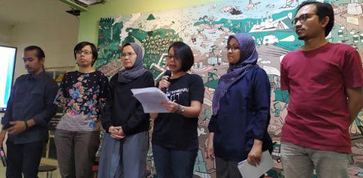 Koalisi Masyarakat Sipil Tagih Janji Politik Jokowi Atasi Karhutla