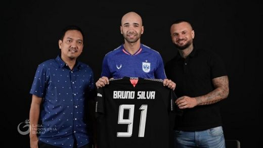 PSIS Kembali Datangkan Bruno Silva