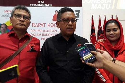 Pro Kontra UU KPK Pribadi Jokowi Diserang, Hasto Nyatakan Tidak Tinggal Diam