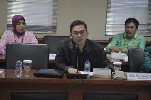 Edwin: Kita Harus Nyinyir Untuk Pengawasan Blok Rokan dan Kabut Asap Riau