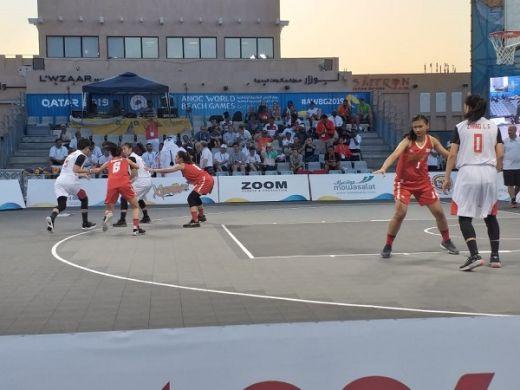 Langkah Tim Basket Putri Indonesia Terhenti
