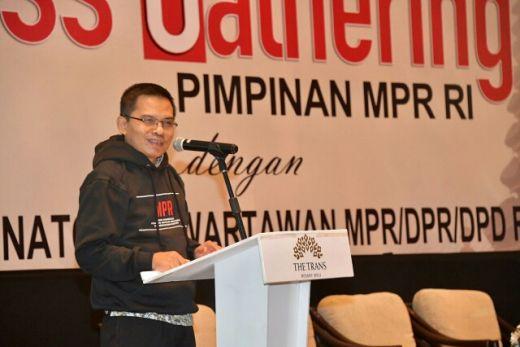 Sesjen MPR: Perlu Sinergitas MPR dan Wartawan Parlemen