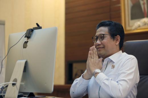 Gus Menteri: Digitalisasi Desa Stabilkan Ekonomi Desa