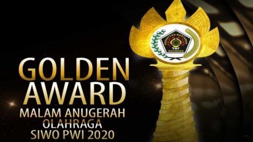 Malam Anugerah Olahraga Siwo PWI Pusat Digelar Di Fairmont