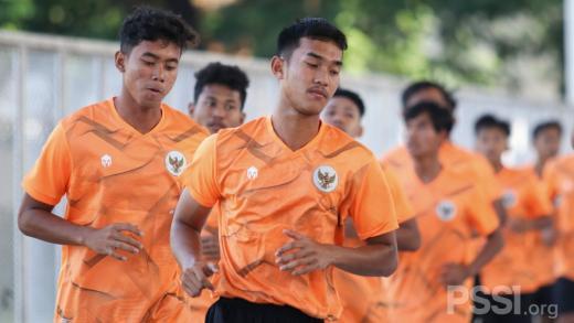 Kakang Rudianto Mengaku Berat Latihan Perdana