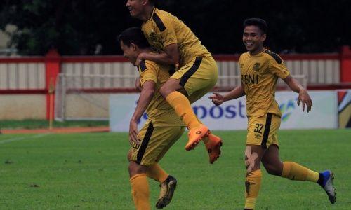 Bhayangkara FC Pesta Gol ke Gawang PS Benteng