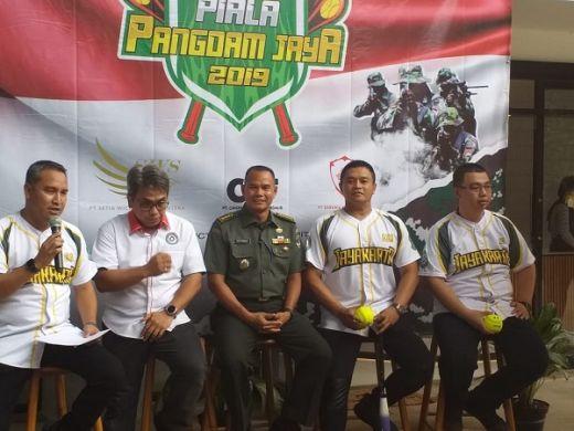 Gebrakan Pengrov Perbasasi DKI Jakarta Dan Kodam Jaya Angkat Prestasi Sofball Indonesia