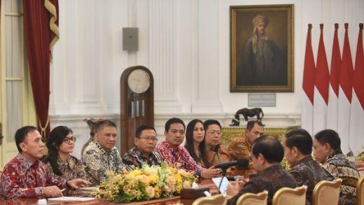 Bertemu Presiden, PSSI Pastikan Akan Persiapkan Timnas Optimal