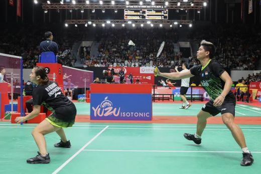 Praveen/Melati Melaju ke Perempat Final