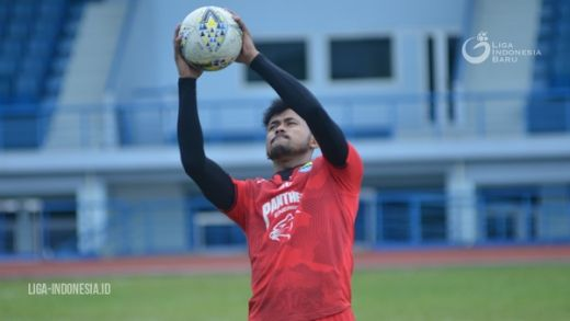 Aqil Akan Dipinjamkan ke Blitar Bandung United