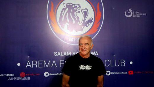 Mario Gomez Buka Suara Soal Tiga Pemain Asing Arema FC