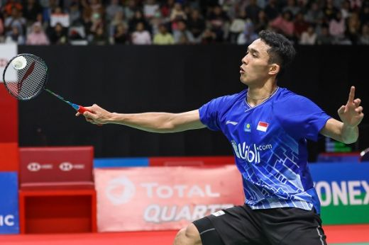 Jonatan Susul Anthony ke Perempat Final