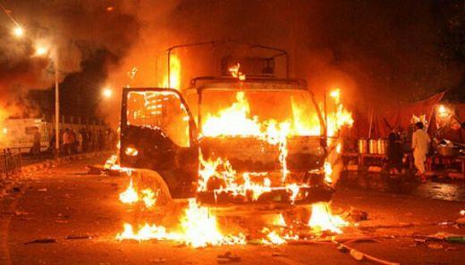Bom Bunuh Diri Meledak di Tempat Suci di Pakistan, 70 Orang Tewas dan 200 Terluka