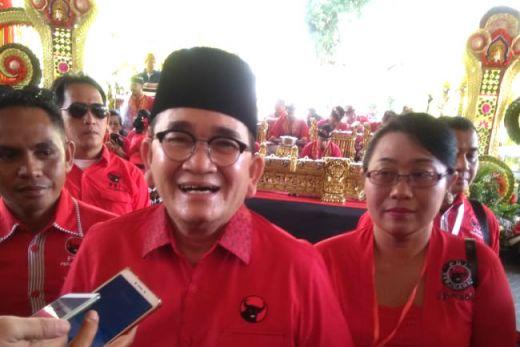 Pramono Larang Jokowi ke Kediri, Ini Kata Ruhut Sitompul