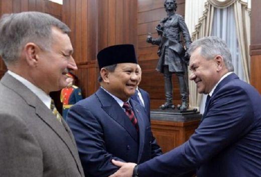Survei Indo Barometer: Prabowo Menteri Terbaik