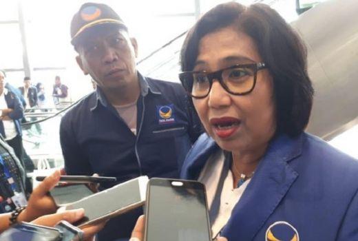 NasDem Tak Sepakat Prabowo Menteri Terbaik Versi Survei Indo Barometer