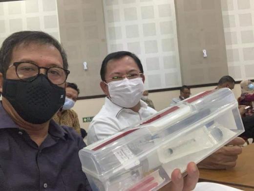 Komisi IX DPR RI Optimis Indonesia Bisa Buat Vaksin Nusantara