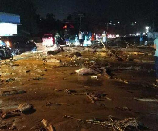 Update Banjir Bandang Sentani, 14 Orang Meninggal Dunia