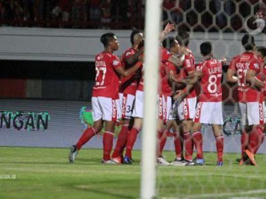 Bali United FC Rilis Jersey Anyar