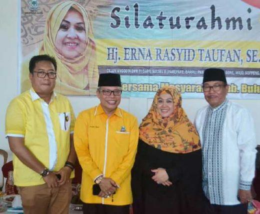 Akbar Tanjung Sebut NasDem Ada Niat Jahat ke Golkar, ERAT Ajak Kader Bentengi dengan Takwa